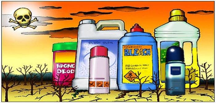 Phương pháp xử lý hóa chất độc hại