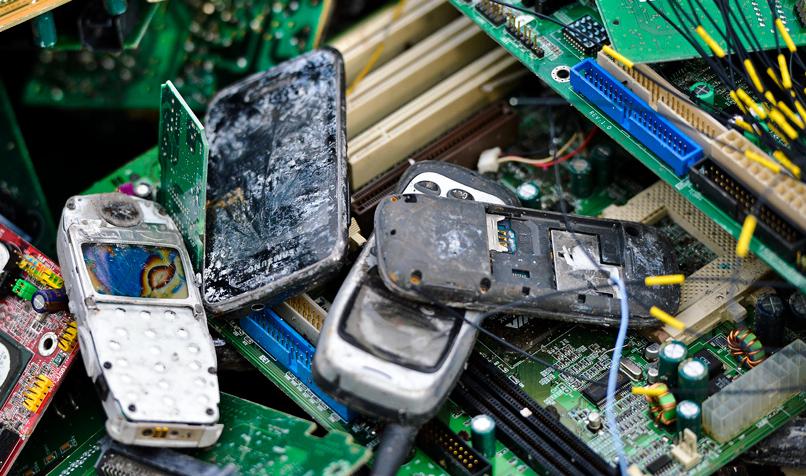 Tìm kiếm giải pháp xử lý linh kiện điện tử