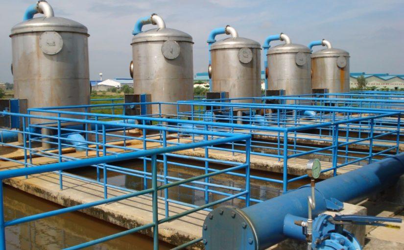 Công ty xử lý nước thải ở biên hòa uy tín