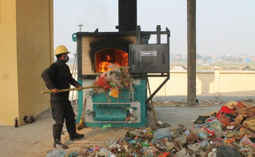 Xử lý chất thải nguy hại tại Đồng Nai