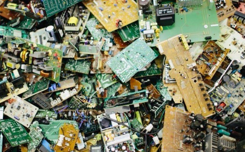 Công ty xử lý chất thải điện tử