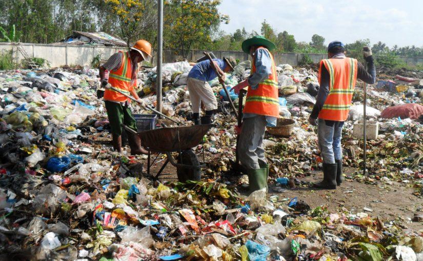 Thu gom rác thải nguy hại Kiên Giang nhanh chóng