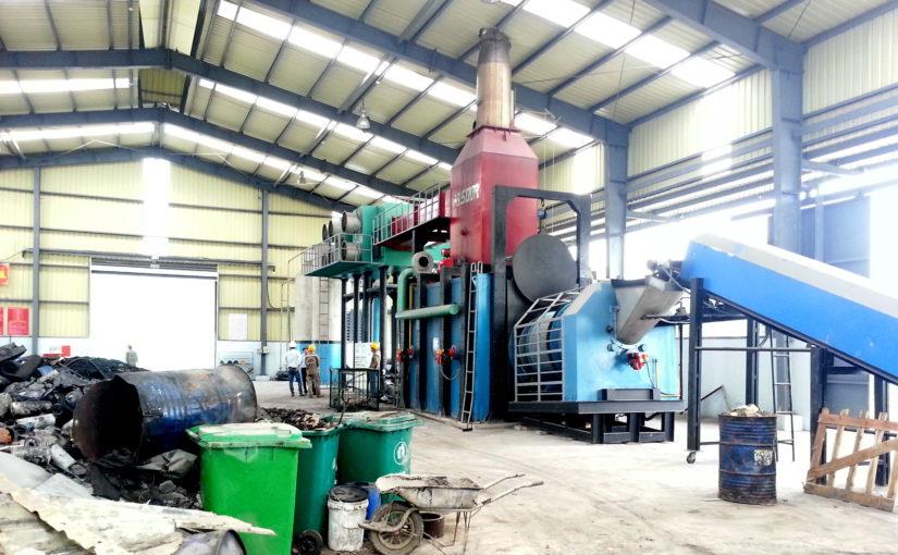 Công ty xử lý chất thải Tiền Giang