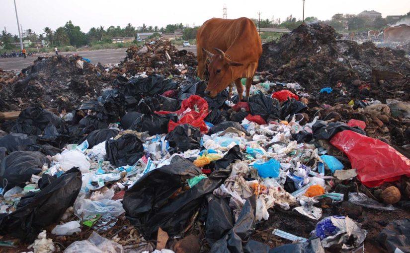 Xử lý rác thải nguy hại Long An