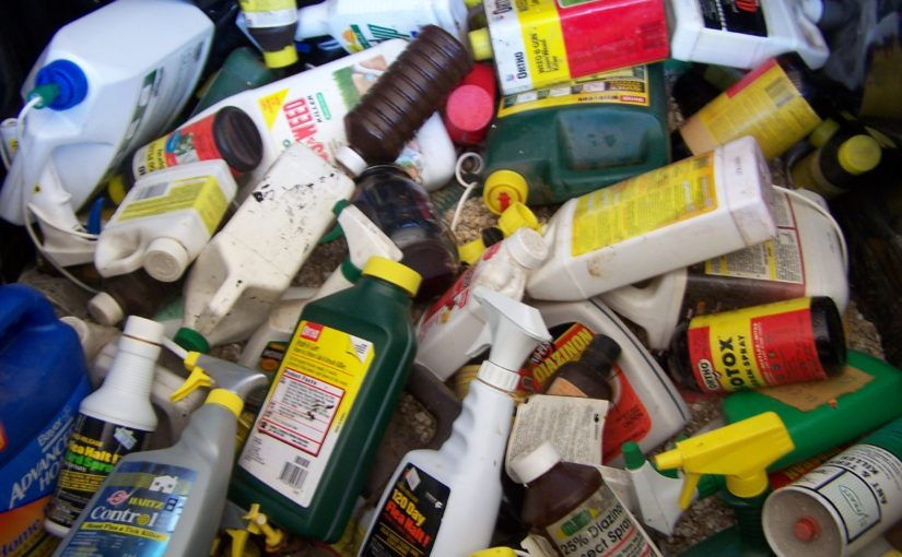 Công ty thu gom rác thải nguy hại