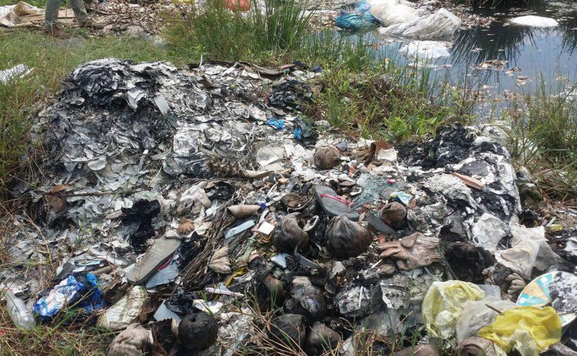 Xử lý chất thải công nghiệp như thế nào?