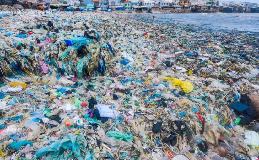 Phương pháp xử lý rác thải bao nilon